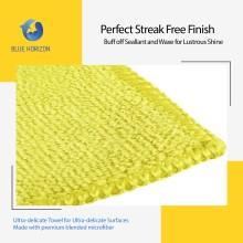 Microfiber wash cloths for Valet Detailing Connoisseur alternative to Chamois replacement reusable