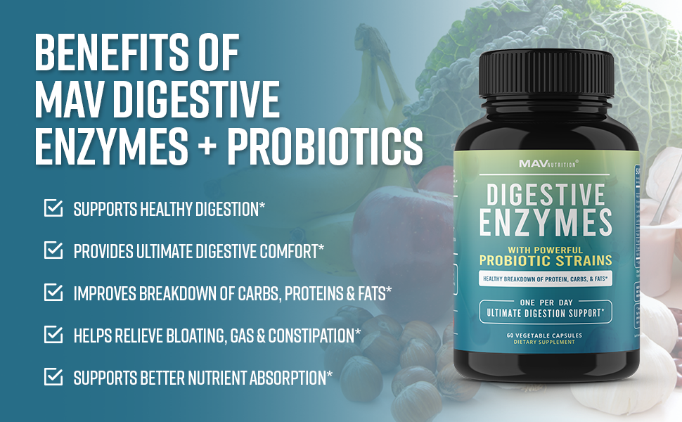 probiotics for women protease enzymes 7 day cleanse for weight loss bloating and gas relief