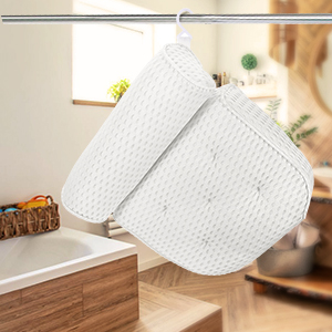 bathtub pillow waterproof