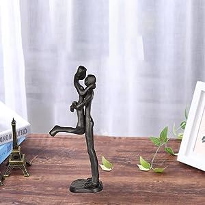 statue en fer