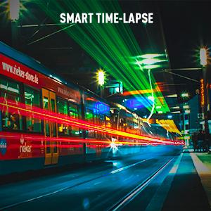 moza time-lapse