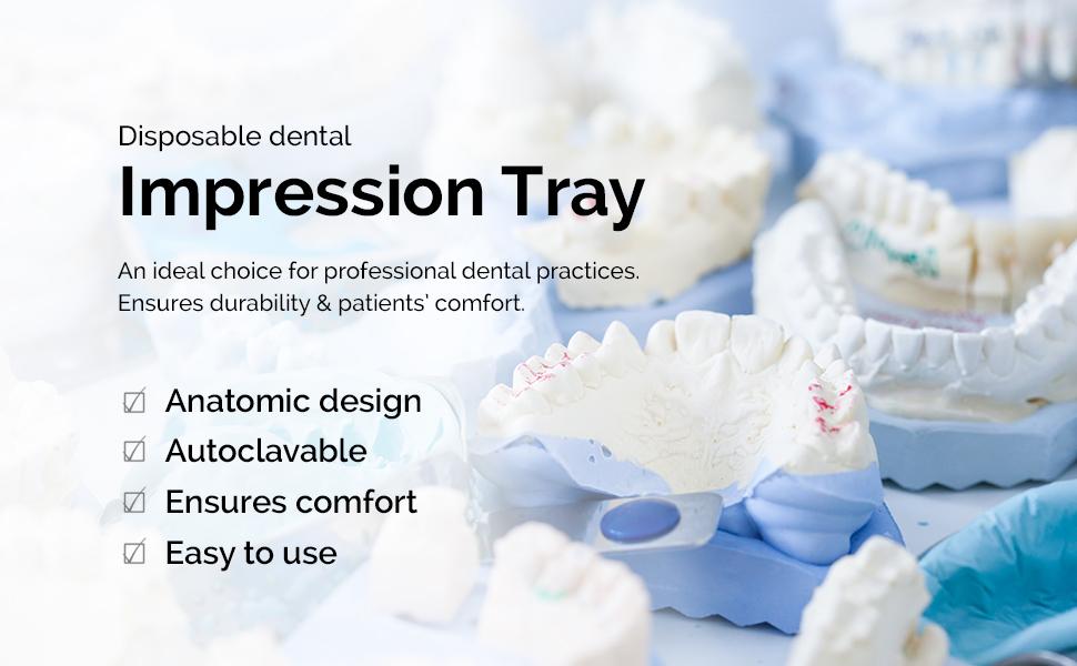 impression tray