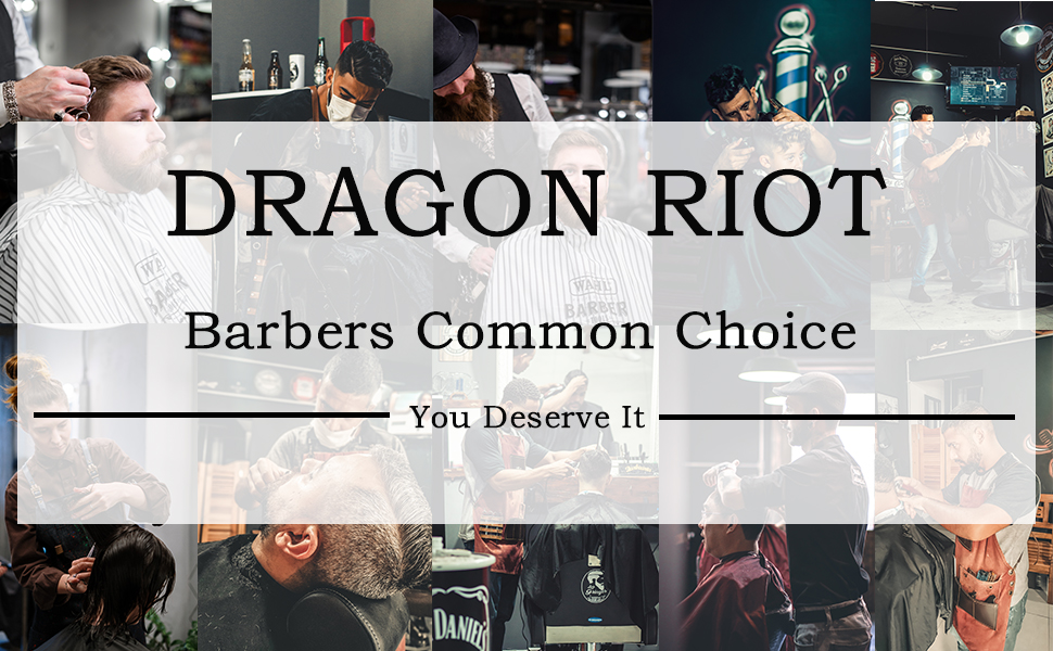 DRAGON RIOT is the best choice. You deserve it.