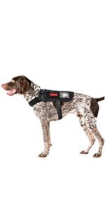 k9 handler dog harness vest