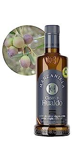 manzanilla olive oil
