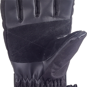 heated gloves sheepskin palm