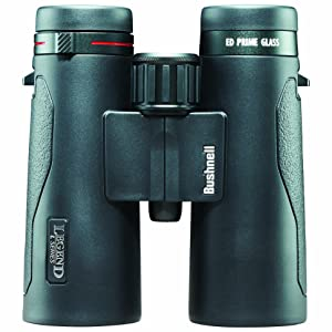Front view of Bushnell Ultra HD L-series Binoculars