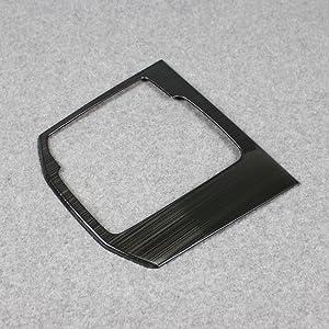 Fit For Mazda 2017 2018 2019 2020 CX-5 CX5 Gear Shift Knob Console Media Panel Cover Trim