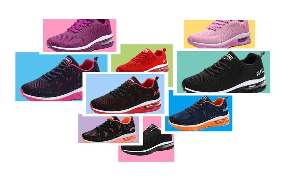 Fexkean Uomo Donna Scarpe da Ginnastica Sportive Sneakers Running Basse Basket Sport Outdoor Fitness Respirabile Mesh 1c96b41e 0383 4e2a 9526 926ada427254. CR0,0,970,600 PT0 SX970 V1