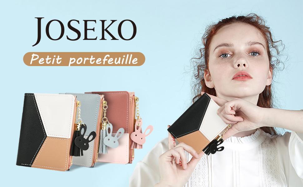 Femme Simili-Cuir Métal Disque Portefeuille Femmes Porte-Monnaie Filles Designer Style Sac à main