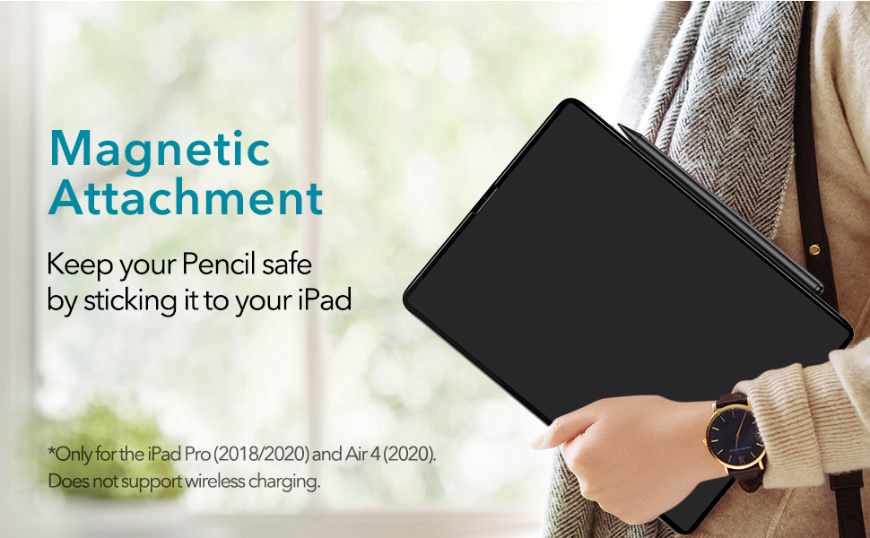 BLACK MAGNETIC ATTACHMENT ONE TOUCH