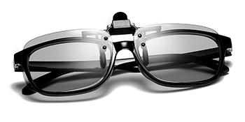 Ultra 2 Par de Adultos Enganchar Gafas 3D Pasivo para Uso con ...
