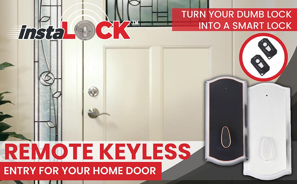 remote keyless instalock
