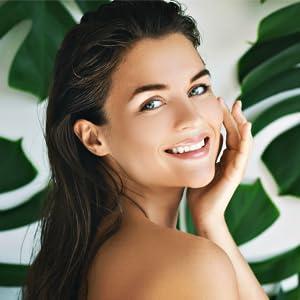 Natural Argan Tea Tree Face Moisturiser for Oil, Dry, Combination Skin suitable for Men Women