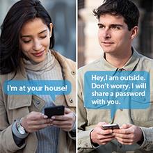 Share Access, Not Keys