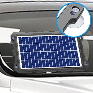 solar battery charger automotive