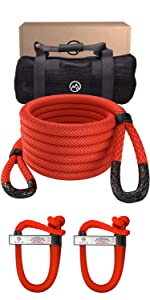 recovery rope Miolle