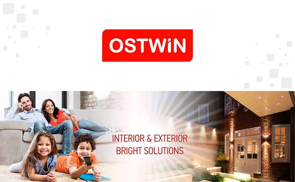 OSTWIN interior and exterior bright solutions