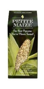 madison park food, petite maize, petite popcorn, popcorn, small popcorn