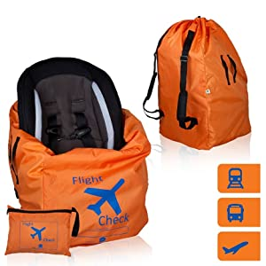 car seat travel bag for air plane