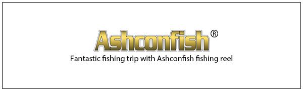 Ashconfish Fishing Reel