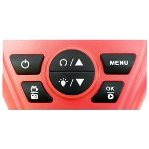 VA 150 Buttons