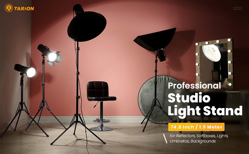 tarion profesjonalny stojak świetlny do studia