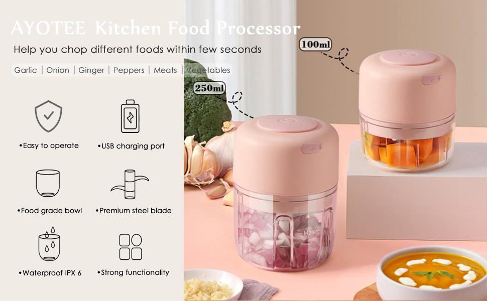 mini food processors