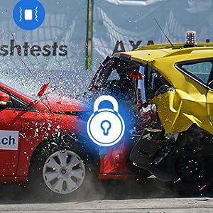 G-sensor driving recorder
