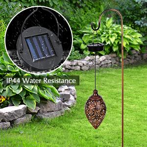 outdoor solar lights for the garden