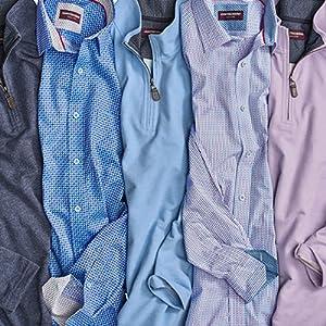 johnston and murphy shirts, dress shirts, mens business shirts, johnston murphy shirts