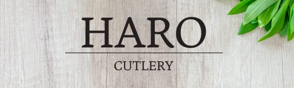 HARO CUTLERY PACIFIC CHEF KNIFE