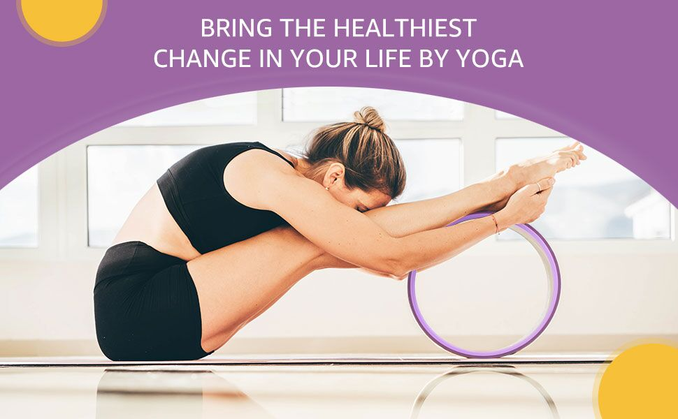 Bring the healthiest change in your life by yoga