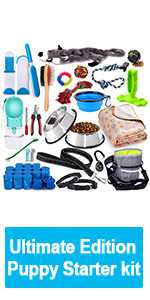 Ultimate Edition Puppy Supplies Set