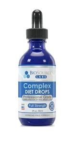 BIOSOURCE complex diet drops