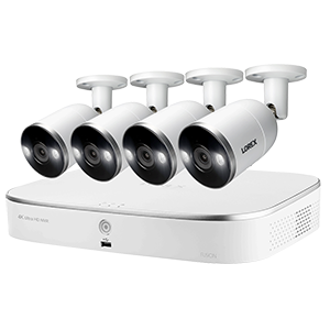 4K Fusion Security System