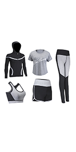 Women's Workout Set