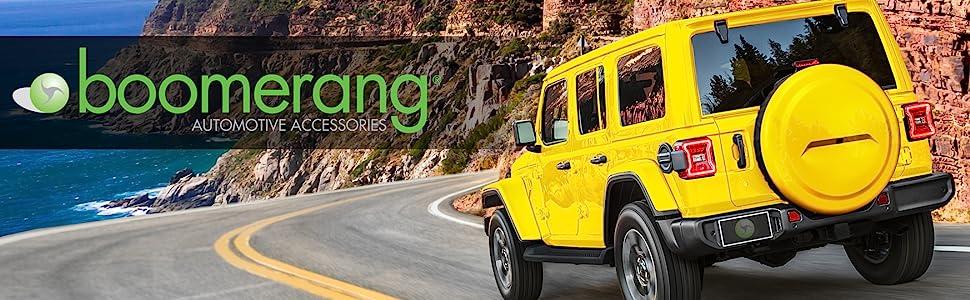 Boomerang Tire Cover