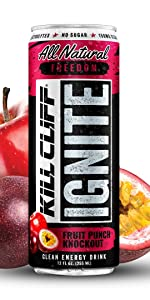 Kill Cliff Ignite Fruit Punch Knockout