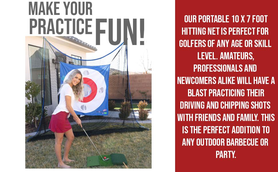 Make your practice fun