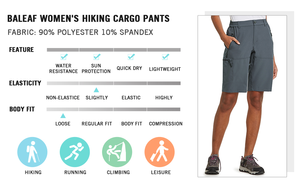 hiking pant
