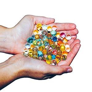 craft crystal mud white green gel crafts bin kits jelly animal figures dew drops aqua kit tactile