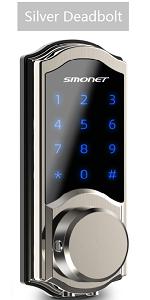 Smart Lock silver
