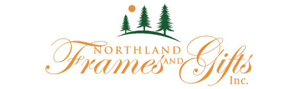 Northland Frames and Gifts Logo