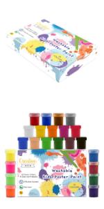 24 x Pintura Lavable