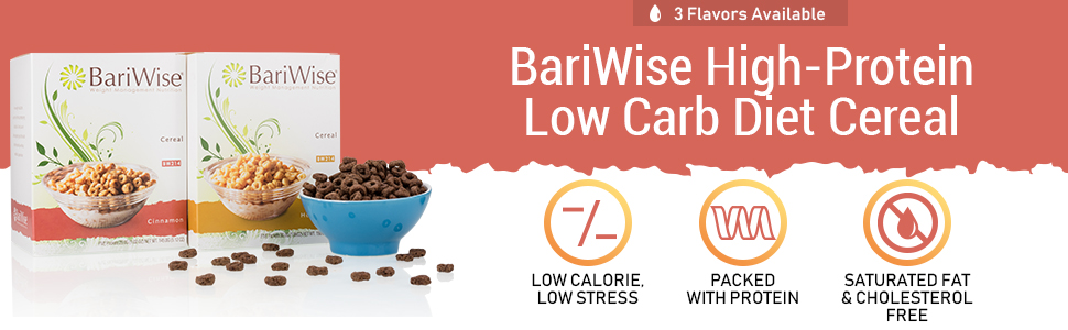 bariwise protein cereal