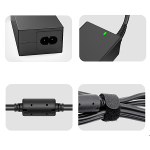 Aisilk 65W 19.5V 3.34A Laptop AC Charger for Dell Latitude 3500 Inspiron 14 3000 5000 7000 3490MFG