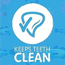 Natural Treats to clean teeth
