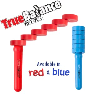 true balance mini red and blue