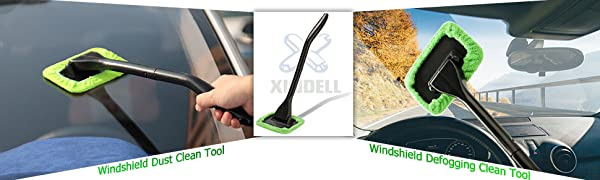 all about car windshield cleaning tool